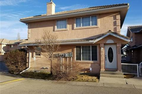 Townhouse for sale at 202 Coral Cove Northeast Unit Cv Calgary Alberta - MLS: C4294714