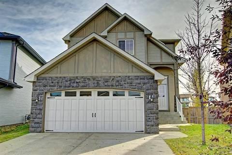 House for sale at 218 Silverado Range Cove Southwest Unit Cv Calgary Alberta - MLS: C4267613
