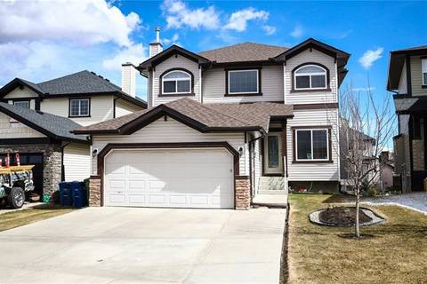House for sale at 24 Canoe Cove Southwest Unit Cv Airdrie Alberta - MLS: C4239419