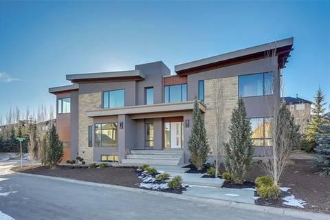 House for sale at 25 Aspen Ridge Cove Southwest Unit Cv Calgary Alberta - MLS: C4288321
