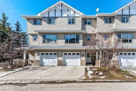 Townhouse for sale at 32 Crystal Shores Cove Unit Cv Okotoks Alberta - MLS: C4289898
