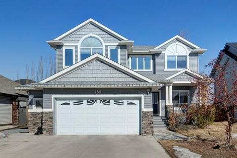 House for sale at 489 Sandy Beach Cove Unit Cv Chestermere Alberta - MLS: C4290629
