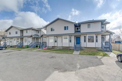 Townhouse for sale at 4 Crystal Ridge Cove Unit Cv Strathmore Alberta - MLS: C4237061