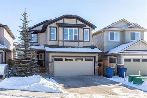 House for sale at 6 Prairie Springs Cove Southwest Unit Cv Airdrie Alberta - MLS: C4286208