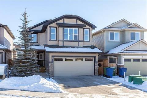 House for sale at 6 Prairie Springs Cove Southwest Unit Cv Airdrie Alberta - MLS: C4286208