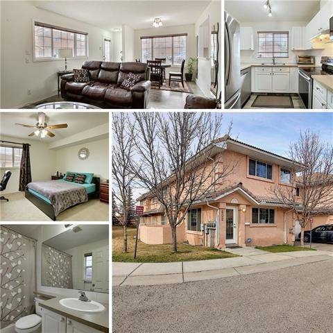 Townhouse for sale at 602 Coral Cove Northeast Unit Cv Calgary Alberta - MLS: C4294612