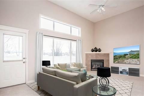 Townhouse for sale at 66 Crystal Shores Cove Unit Cv Okotoks Alberta - MLS: C4285834