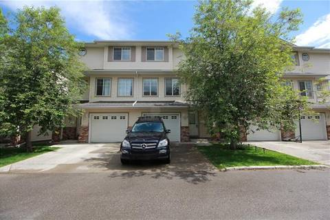 Townhouse for sale at 80 Country Hills Cove Northwest Unit Cv Calgary Alberta - MLS: C4254223