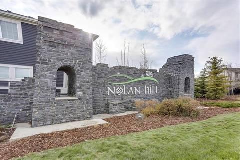 Townhouse for sale at 97 Nolanlake Cove Northwest Unit Cv Calgary Alberta - MLS: C4273817