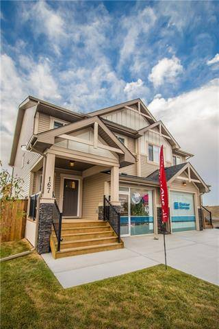 Townhouse for sale at 29 Reunion Crossing Northwest Unit Cx Airdrie Alberta - MLS: C4242374