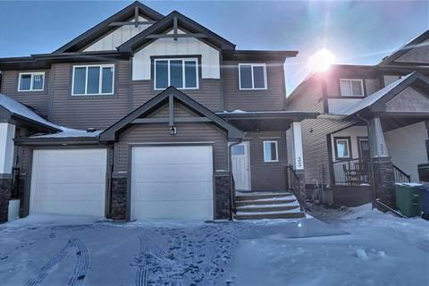 Townhouse for sale at 33 Reunion Crossing Northwest Unit Cx Airdrie Alberta - MLS: C4228897