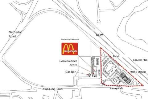 Commercial property for sale at 0 Townline Rd Unit D Fort Erie Ontario - MLS: X4918221