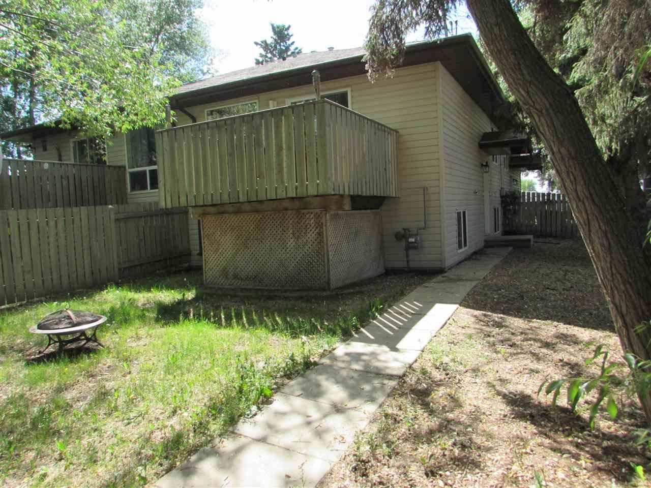 Townhouse for sale at 10015 103 St Unit #D Morinville Alberta - MLS: E4171520