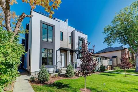 Townhouse for sale at 2114 4 Ave Northwest Unit D Calgary Alberta - MLS: C4266916