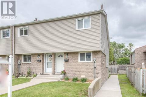 Townhouse for sale at 220 Harvard Pl Unit D Waterloo Ontario - MLS: 30743105