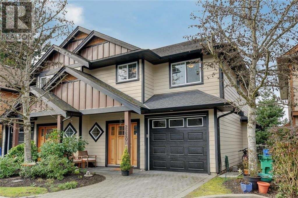 Townhouse for sale at 2220 Sooke Rd Unit D Victoria British Columbia - MLS: 421615