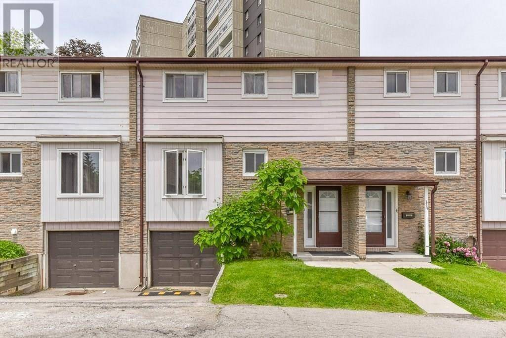 Townhouse for sale at 223 Harvard Pl Unit D Waterloo Ontario - MLS: 30772773