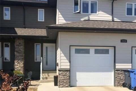 Townhouse for sale at 2419 Henderson Dr Unit D North Battleford Saskatchewan - MLS: SK796908