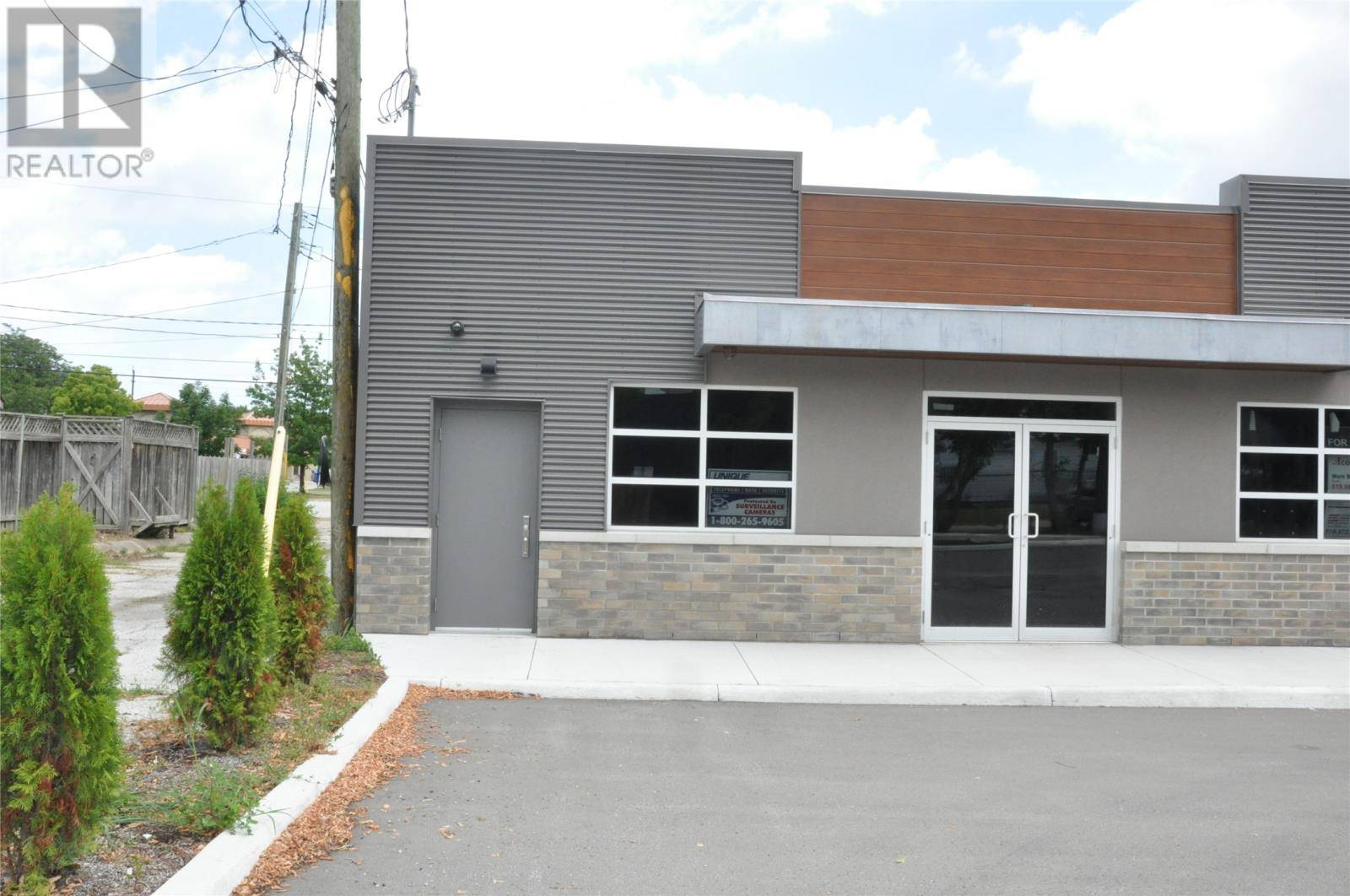 Commercial property for lease at 460 Erie St East Apartment D Windsor Ontario - MLS: 19023780
