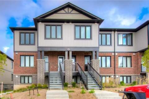 Residential property for sale at 160 Rochefort Dr Unit D1 Kitchener Ontario - MLS: 40028752