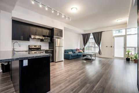 Condo for sale at 33 Clegg Rd Unit D105 Markham Ontario - MLS: N4424213