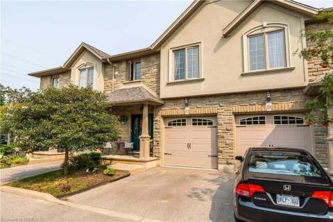 Townhouse for sale at 12 Brantwood Park Rd Unit D2 Brantford Ontario - MLS: 40023398