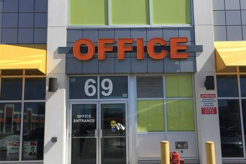 Commercial property for sale at 69 Lebovic Ave Unit D205 Toronto Ontario - MLS: E4445011