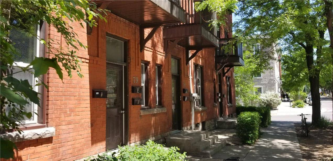 Townhouse for sale at  Daly Ave Ottawa Ontario - MLS: 1154260