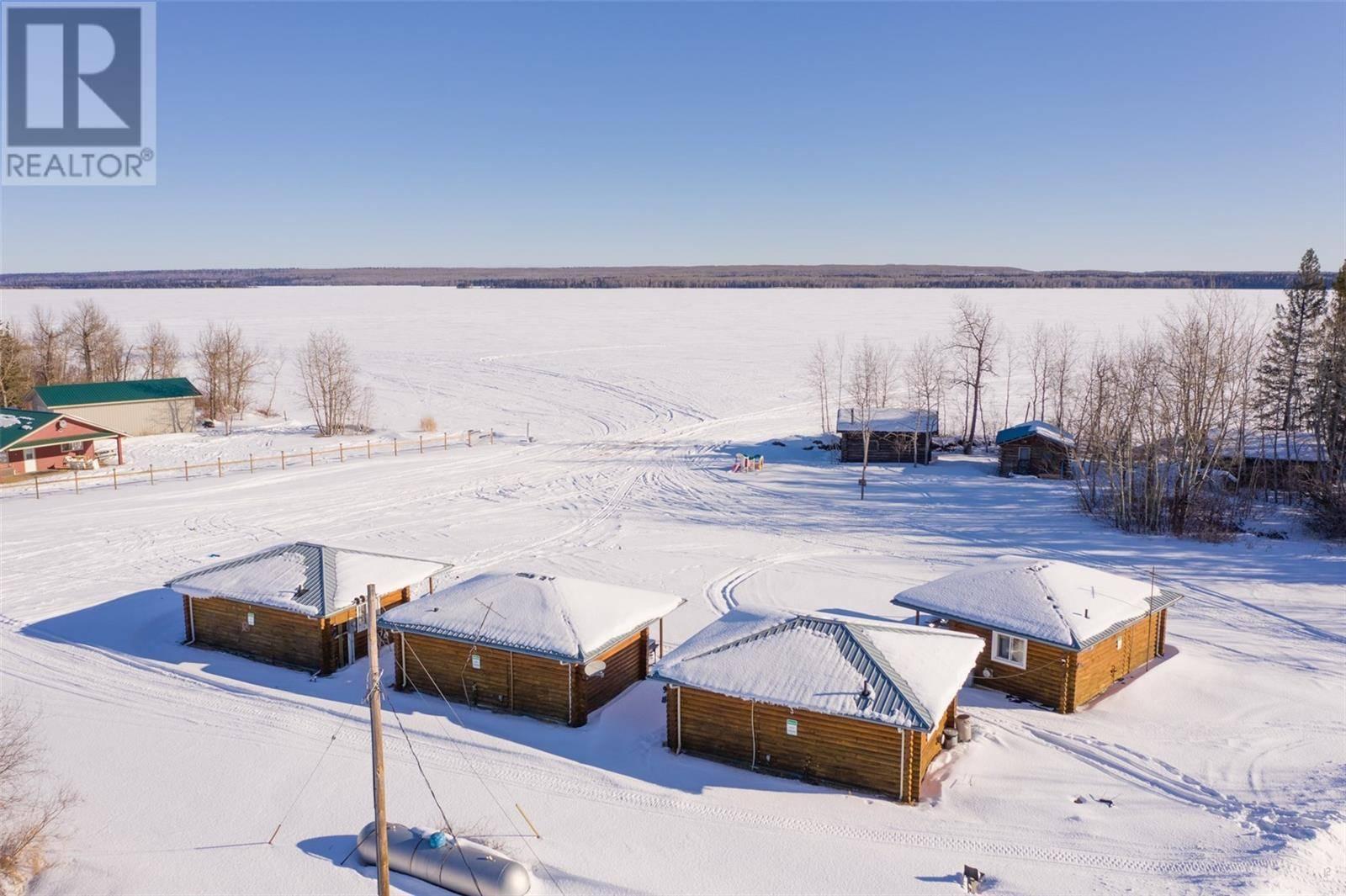 Residential property for sale at  Delaronde Resort Rental Cabins  Delaronde Lake Saskatchewan - MLS: SK800048
