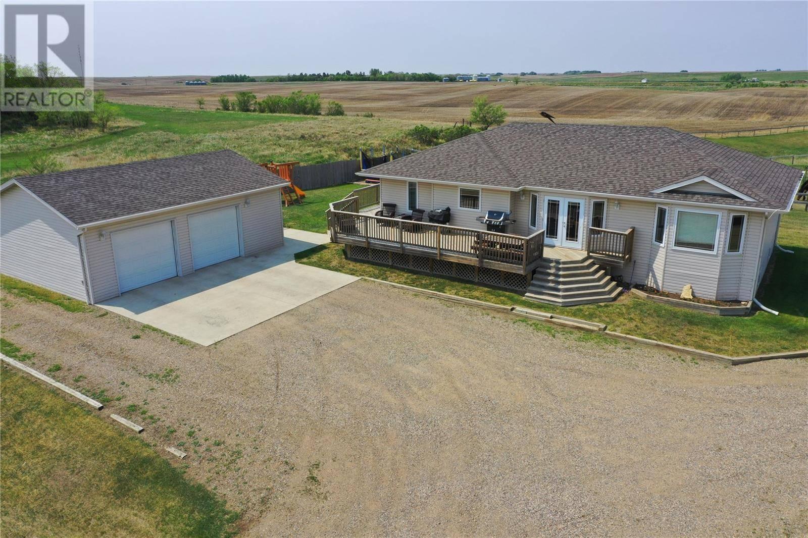 House for sale at  Delisle Horse Acreage  Delisle Saskatchewan - MLS: SK794113