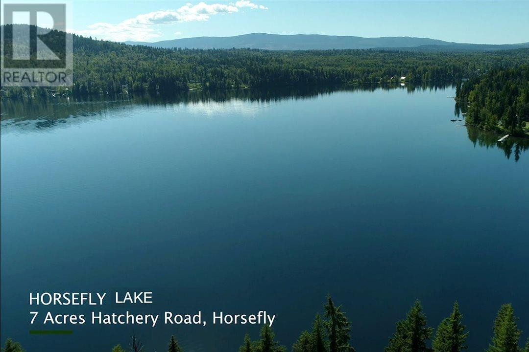 Home for sale at DL11570 Hatchery Rd Unit DL11570 Horsefly British Columbia - MLS: R2371173