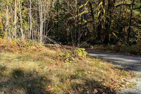 Residential property for sale at 0 Squamish Valley Rd Squamish British Columbia - MLS: R2370092