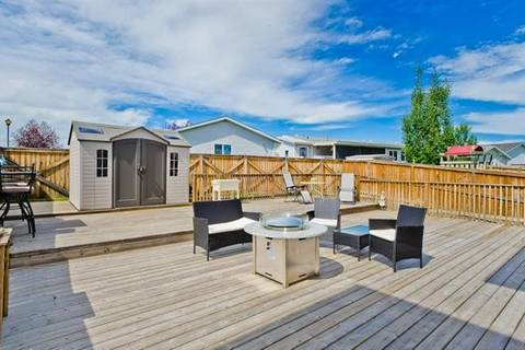 Townhouse for sale at 218 Ranch Downs Unit Do Strathmore Alberta - MLS: C4284848
