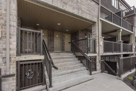 Condo for sale at 1686 Fischer Hallman Rd Unit E Kitchener Ontario - MLS: X4457057