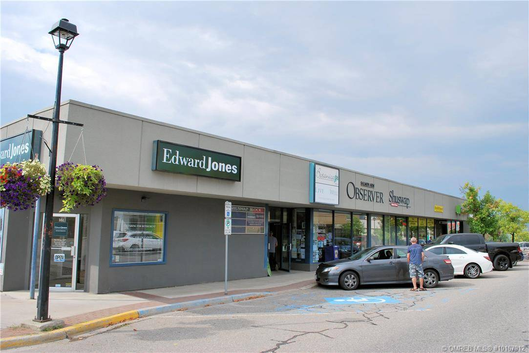 Commercial property for lease at 171 Shuswap St Northwest Apartment #E Salmon Arm British Columbia - MLS: 10167912