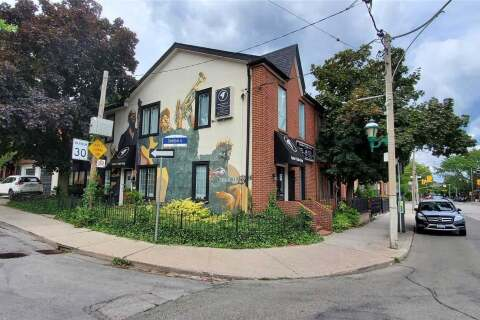 Commercial property for sale at 222 Gerrard St Unit E Toronto Ontario - MLS: C4831360