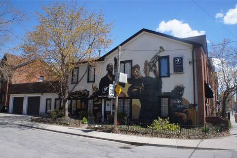 Commercial property for sale at 222 Gerrard St Unit E Toronto Ontario - MLS: C4663949