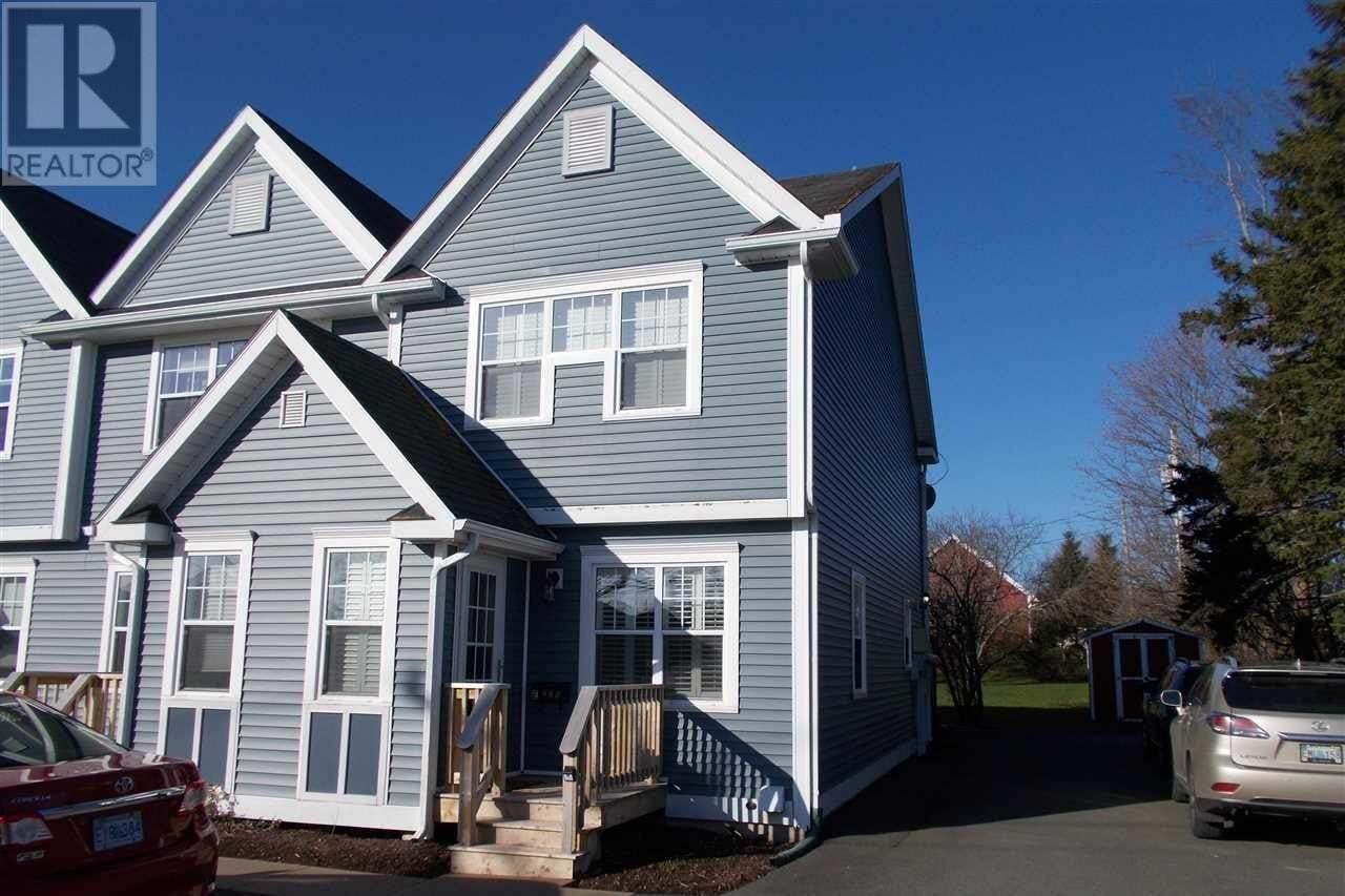 Townhouse for sale at 239 Hawthorne St Unit E Antigonish Nova Scotia - MLS: 202008726