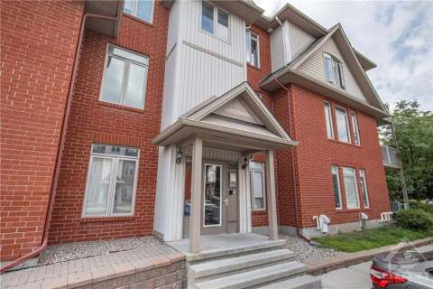 Condo for sale at 250 Meilleur Pt Unit E Ottawa Ontario - MLS: 1205294