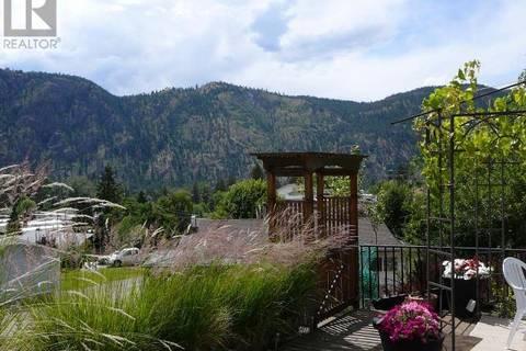 Home for sale at 4505 Mclean Creek Rd Unit E-45 Okanagan Falls British Columbia - MLS: 179262