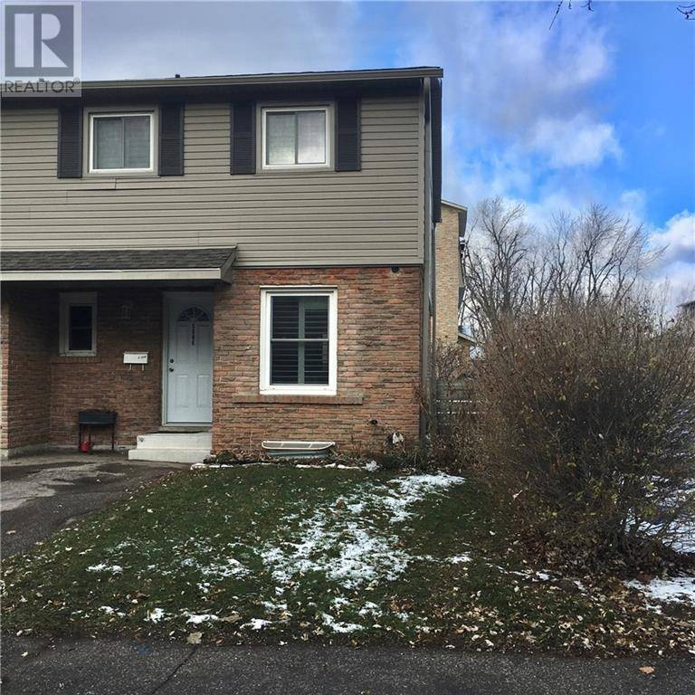 Townhouse for sale at 508 Grey St Unit E Brantford Ontario - MLS: 30781275