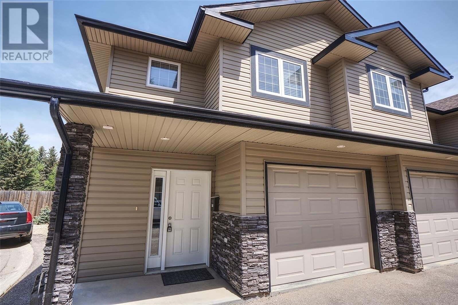 Townhouse for sale at 33 Wood Lily Dr Unit E1 Moose Jaw Saskatchewan - MLS: SK810258