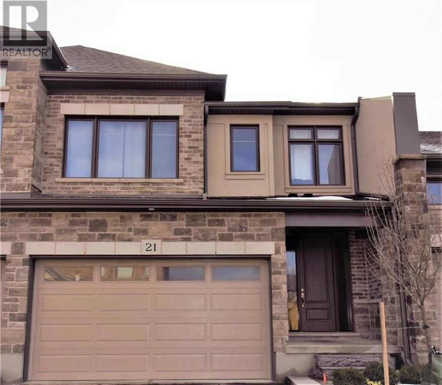 Townhouse for sale at 271 Grey Silo Dr Unit E21 Waterloo Ontario - MLS: 30779403