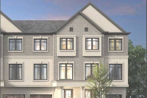 Townhouse for sale at 5472 Main St Unit E22 Whitchurch-stouffville Ontario - MLS: N4735497