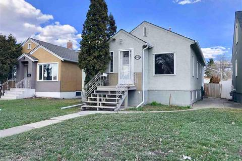 House for sale at 11621 101 St Nw Edmonton Alberta - MLS: E4146971