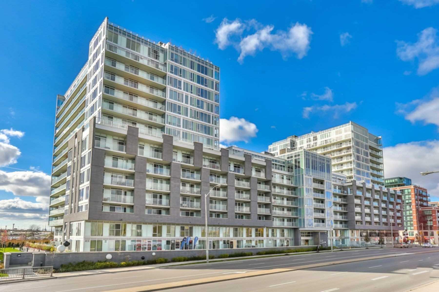 For Rent: E514 - 555 Wilson Avenue, Toronto, ON   2 Bed, 2 Bath Condo for $2300.00. See 10 photos!