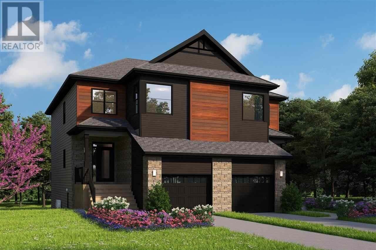 House for sale at 17 Elizabeth Doane Dr Unit ED22A West Bedford Nova Scotia - MLS: 202012220