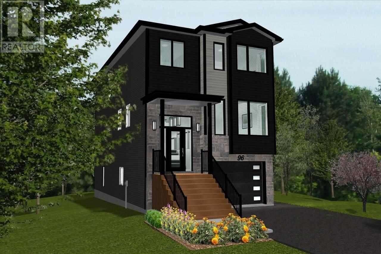 House for sale at 112 Eliazbeth Doane Dr Unit ED46 West Bedford Nova Scotia - MLS: 202007153