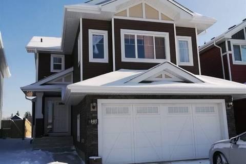 House for sale at 6407 Elston Lo  Nw Edmonton Alberta - MLS: E4143397