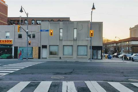 Commercial property for lease at 2559 Yonge St Apartment Entire Toronto Ontario - MLS: C4410693